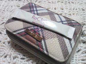 財布と大きさ比べ