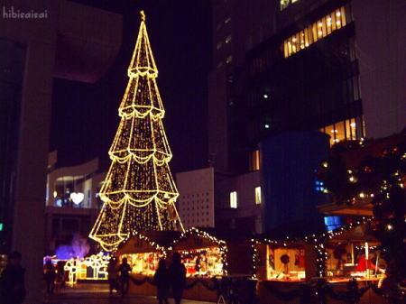 ドイツ・クリスマス・マーケット2006年