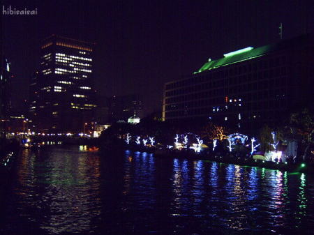 OSAKA光のルネサンス 堂島川