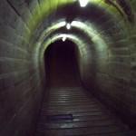秋の秋芳洞3 洞窟のさらに奥