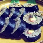湯田グルメ ~ そば寿司