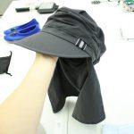 「夏の超最強」シリーズの帽子も今年はアウトドアでアクティブに