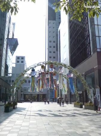 2008年梅田七夕