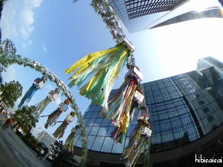 2008年 梅田七夕