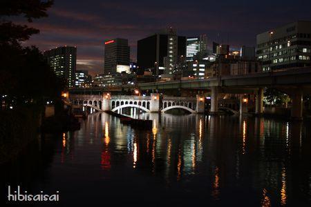 ISO200で撮った水晶橋