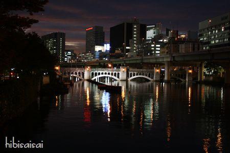 ISO400で撮った水晶橋