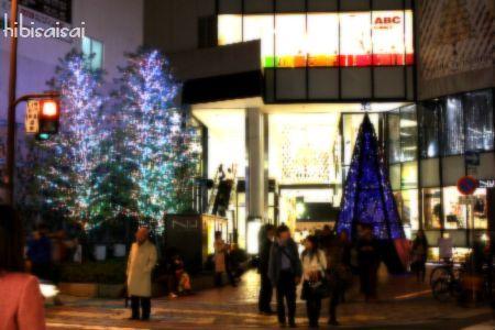 NU chayamachiのクリスマス ミニチュア化