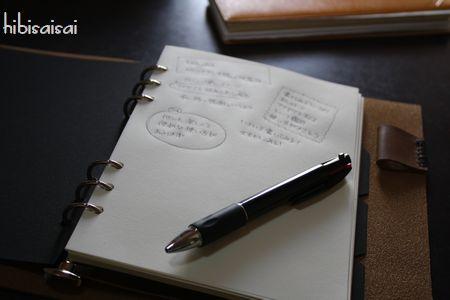 KAKURA A5システム手帳 使い心地