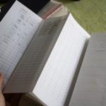 「超」整理手帳とA4用紙