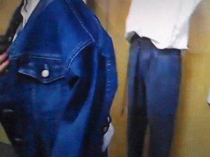 ポケット周辺のデザイン