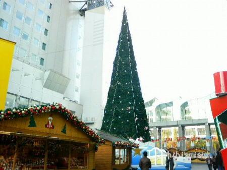 ドイツ・クリスマス・マーケット2009