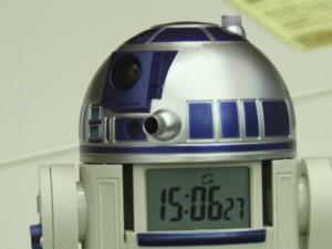 R2-D2の顔