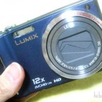 LUMIX DMC-TZ7購入♪