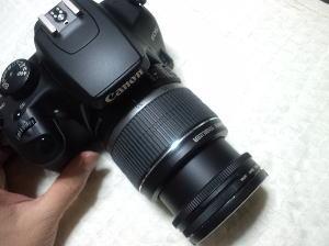 KissF 標準レンズ