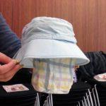 日差しから守る帽子は小さな子必須 GITAは3スタイルでおしゃれに決まる