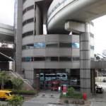 高速道路が突き抜けてるビル TKP大阪梅田ビジネスセンターを動画に撮ってきた