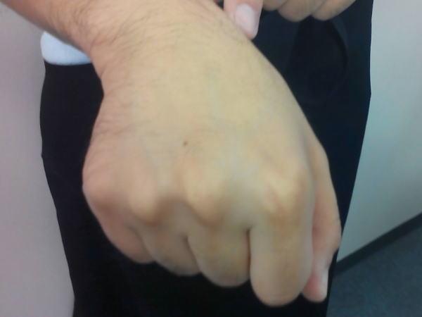 店長さんの手