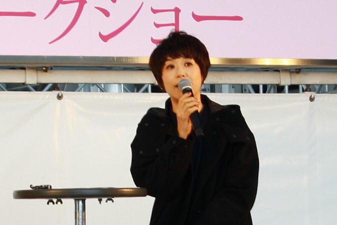 黒田知永子さん