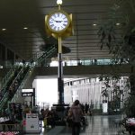 JR大阪駅のホームから行けるよ!時空の広場への行き方