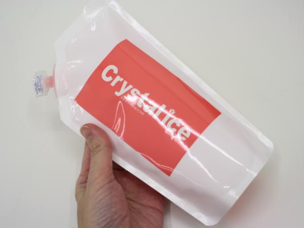 自動製氷機の除菌洗浄剤  クリスタルアイスの会