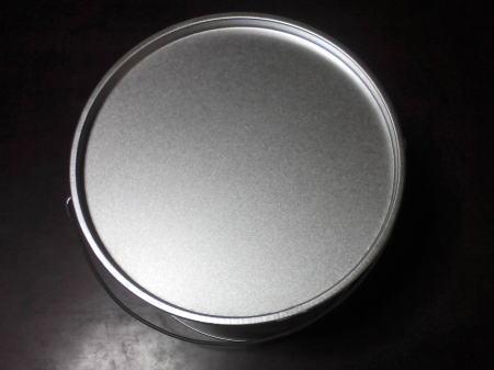 ナカイのバケツ缶クッキーの蓋
