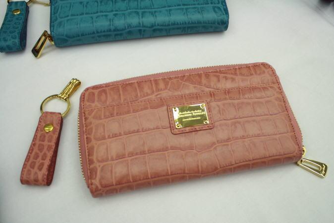 お財布とキーホルダー