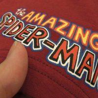 アメージング・スパイダーマンのロゴ