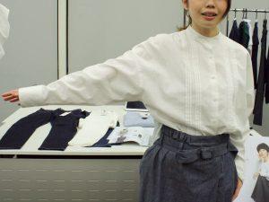 ドルマン袖