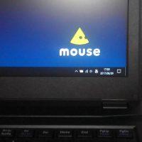 マウスコンピューターのロゴ