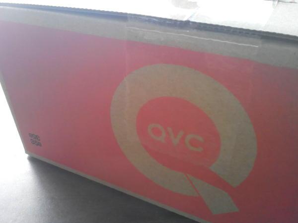 QVCのお届けの箱