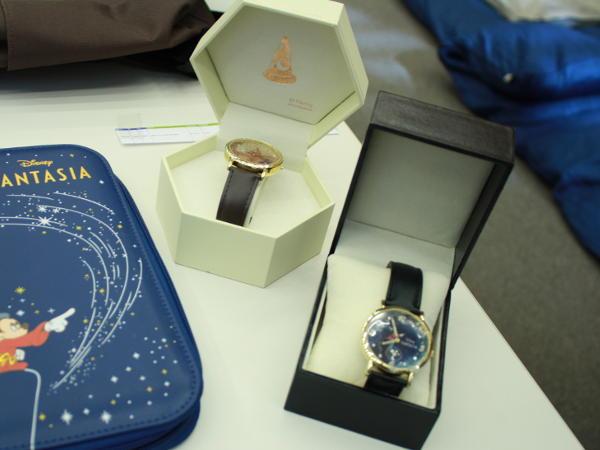 ファンタジア 腕時計