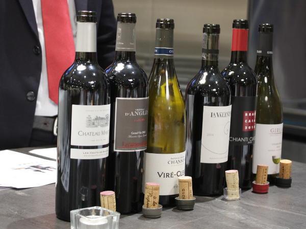 フランスワインとイタリアワイン