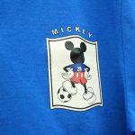 ディズニーのつながるTシャツで夏を楽しもう!2018年はサッカー応援バージョンも登場
