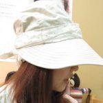 変幻自在 3Wayで楽しめるベルメゾンのアレンジ自在帽子