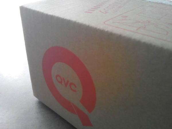QVCからの荷物