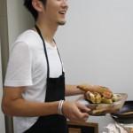 フランスパンで作る、フェリシモの極上フレンチトーストの作り方