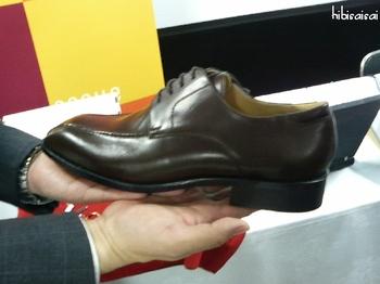 セシールの紳士靴