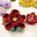 江戸の伝統工芸「つまみ細工」は、意外と初心者でもチャレンジすることができる伝統美