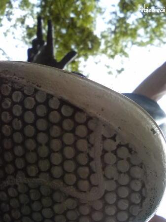 FIRST RIDEの靴の裏
