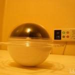風呂場のHOMESTAR Pro