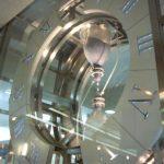 JR大阪駅の砂時計