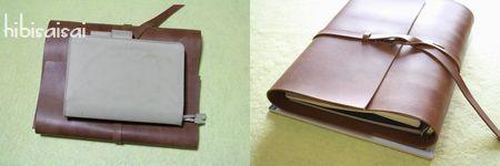 KAKURA A5システム手帳 大きさ確認