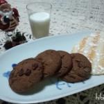 今宵はサンタさんのためにクッキーを