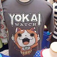 妖怪ウォッチ 親子Tシャツ