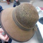 帽子で涼しさを重視するなら、「UVカットブレードペーパーハット」がおすすめ