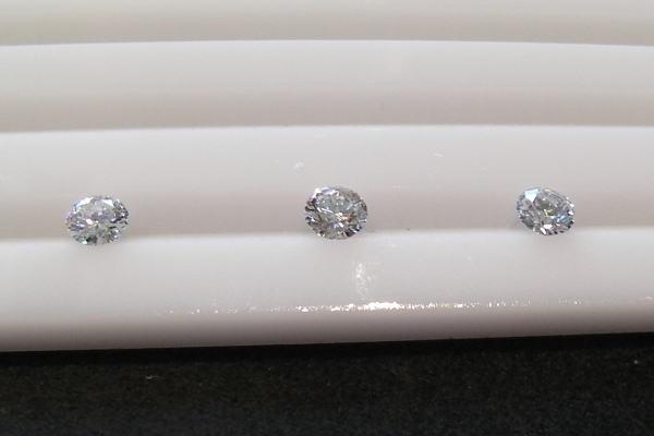 ダイヤモンドの裸石