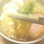 寒いからあったかフード マルちゃん正麺(醤油味)を作ってみました