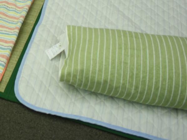 今治タオル素材の枕カバーと