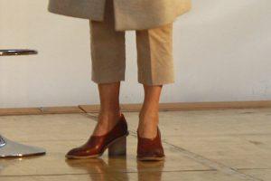 第2回目の靴