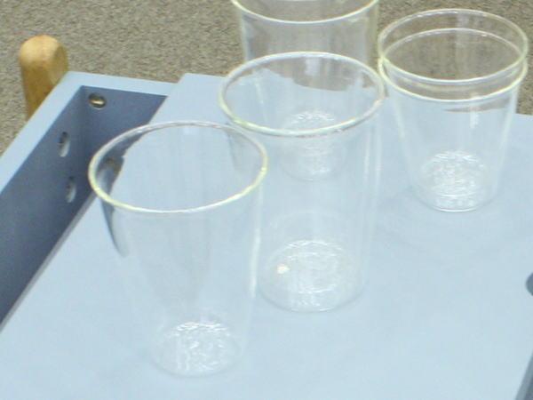 ベルメゾンデイズの耐熱ガラス